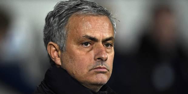 Mourinho déplore que Chelsea ait un meilleur calendrier que Manchester United - La DH