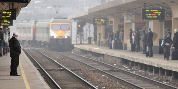 La gare du Nord de Bruxelles bouclée: il s'agissait d'une fausse alerte - La DH