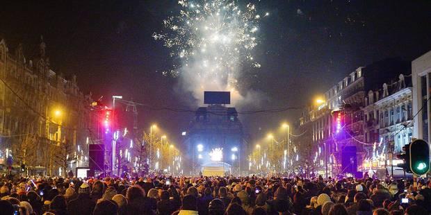 Voici les bons plans du Nouvel An à Bruxelles - La DH