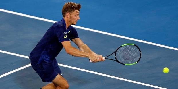 Goffin en finale contre Nadal après sa victoire face à Andy Murray à Abu Dhabi - La DH