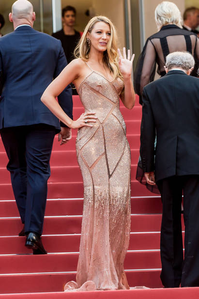 Blake Lively à Cannes