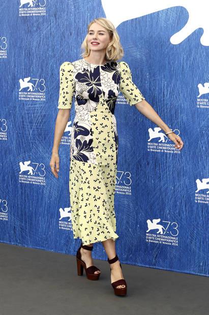 Naomi Watts à Venise
