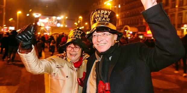 Nouvel An à Bruxelles: les touristes étrangers étaient de retour - La DH