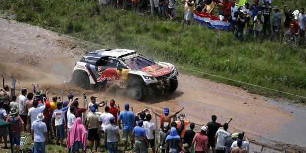 Dakar 2017: Sebastien Loeb fait coup double - La DH