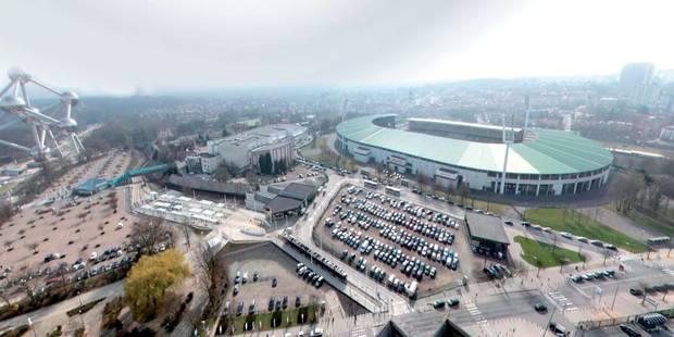 Réaménagement du Heysel : l'enquête publique liée au projet Neo rouverte - La DH