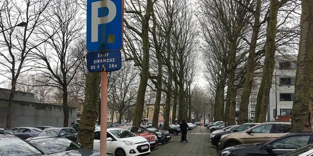 Parking payant à Charleroi: les étudiants trinquent aussi - La DH