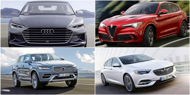 Les 10 nouvelles voitures qui vont marquer 2017 - La DH