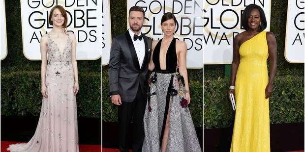 Golden Globes : le meilleur et le pire du tapis rouge - La DH