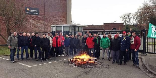 Ottignies: 70 travailleurs de CP Bourg sur le carreau - La DH