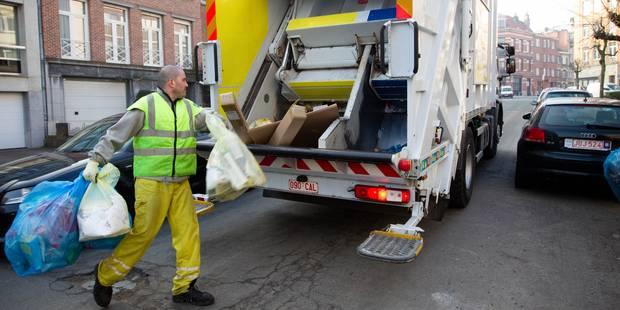 Préavis de grève à Bruxelles Propreté sur la réforme des collectes - La DH