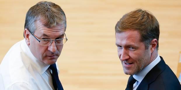 Pour Pierre-Yves Jeholet (MR), Paul Magnette flirte avec le discours populiste - La DH