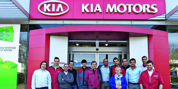 Innovation, fiabilité, confiance : les leitmotive 2017 de Kia Bullmann - La DH