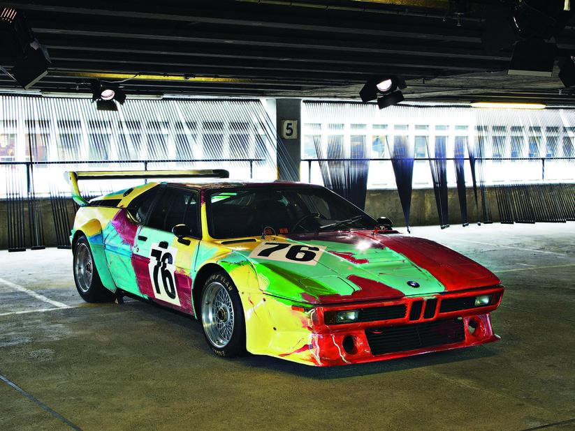 1979 Andy Warhol BMW M1