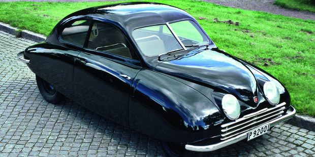 Hommage à Saab, la marque à part, à Autoworld ! - La DH