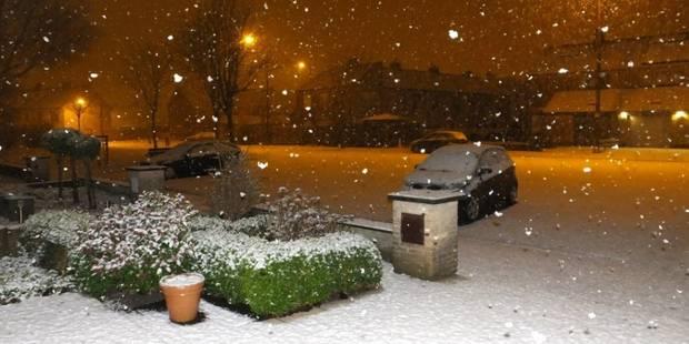 Météo dantesque sur la Belgique: la neige débarque par la Côte! (PHOTOS & VIDEO) - La DH