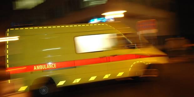 Un octogénaire mortellement fauché par un automobiliste à Laeken - La DH