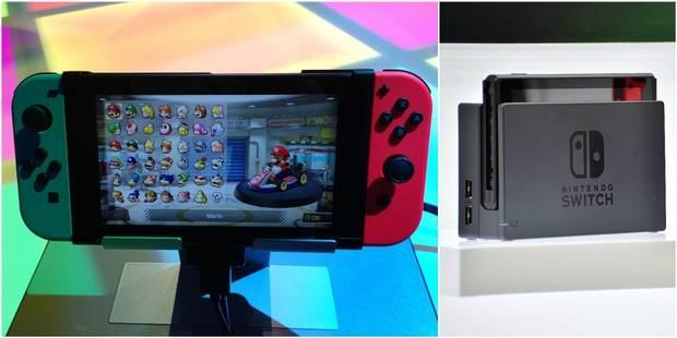 À la découverte de l'expérience Nintendo Switch - La DH