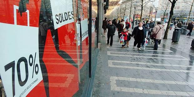 Liège : les magasins seront ouverts le 29 janvier - La DH
