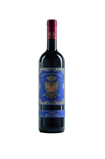 Barone Ricasoli 'Rocca Guicciarda', Chianti Classico Riserva 2012  Dominance de bois, mais le vin est agréable et rond, tout est axé sur l'élégance et non la puissance ou la structure. Souple à boire, séduisant, tannins soyeux. Prêt à être dégusté. Avec une volaille, un gibier à plumes, de la viande blanche ou du veau. (13,5% alc.)  Young Charly, 18,80€ - 88/100