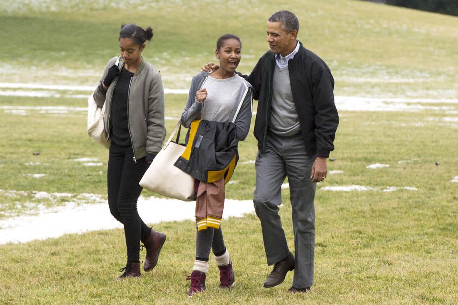 A la Maison Blanche, 2014