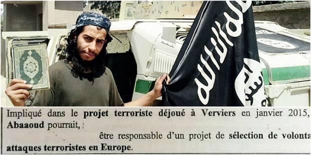 Quand la France voulait la peau d'Abdelhamid Abaaoud: la DH a obtenu des documents des services secrets français - La DH