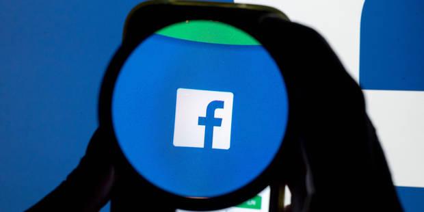 Un nouveau virus sur Facebook ? - La DH
