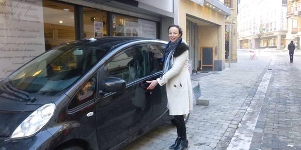 Arlon: pas de charge autorisée pour sa voiture électrique - La DH