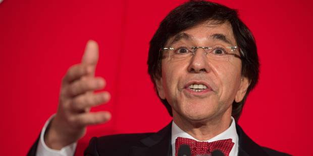 Publifin: Elio Di Rupo annonce des mesures de transparence et de décumul (VIDEO) - La DH