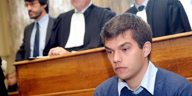 Romain Hissel condamné à 15 ans d'emprisonnement - La DH
