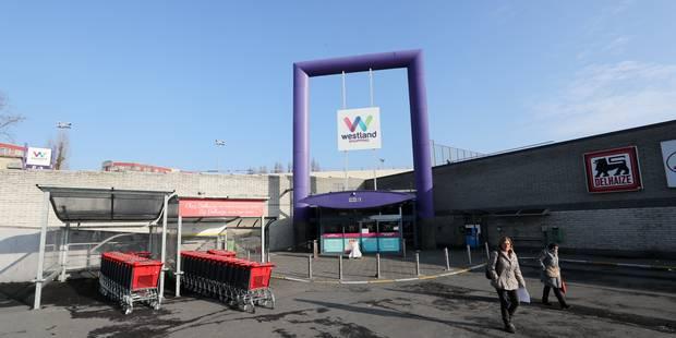 Le Westland Shopping Center restera fermé ce vendredi encore - La DH