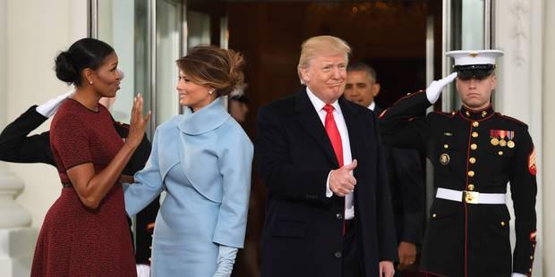 Voici le créateur qui a habillé Melania Trump - La DH
