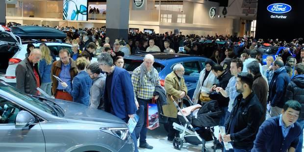 Salon de l'auto: record de fréquentation pour la 95e édition du Salon de l'Auto - La DH