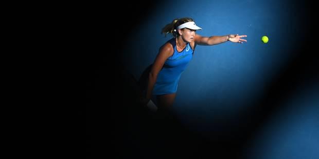 Coco Vandeweghe, demi-finaliste de l'Open d'Australie... et fan de Zulte-Waregem! - La DH