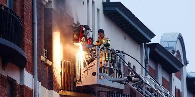 Incendie mortel à Schaerbeek: Le dernier contrôle de l'immeuble remonte à 2005 - La DH