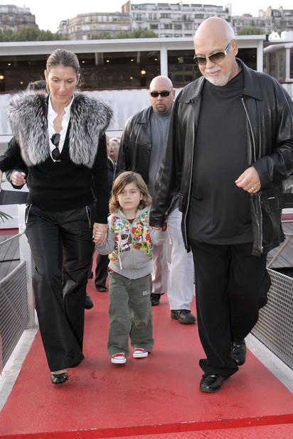 La famille à Paris en 2005.