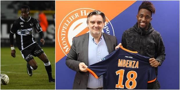 Journal du mercato (30/01): Isaac Mbenza signe à Montpellier, Henry parti pour le clash à Eupen? - La DH