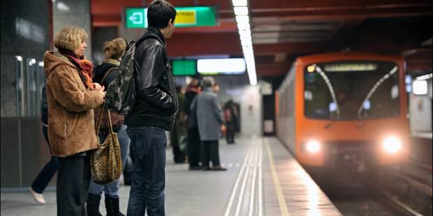 Incident technique à la Stib: Les métros roulent à vitesse réduite - La DH