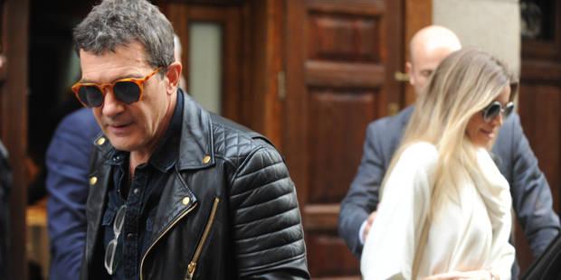 Antonio Banderas hospitalisé d'urgence - La DH