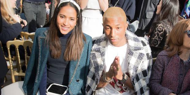 Pharrell Williams est papa... de triplés ! - La DH