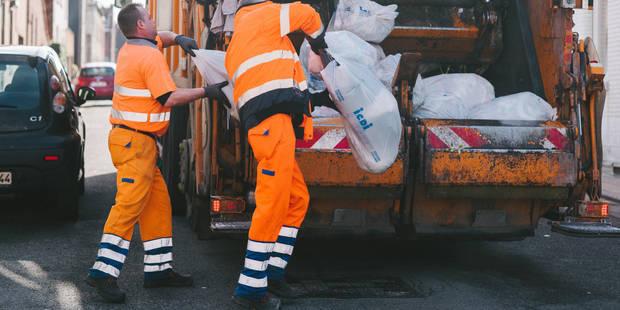 Charleroi: 21.000 taxes déchets impayées en 2016 - La DH