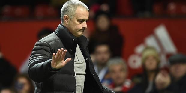 """Mourinho tacle un journaliste: """"Si vous ne connaissez pas le foot, vous ne devriez pas porter de micro"""" - La DH"""