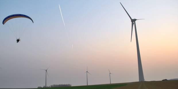 Leuze : Le permis pour le parc éolien annulé ! - La DH