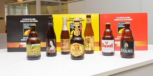 14 bières belges parmi les 100 meilleures du monde - La DH
