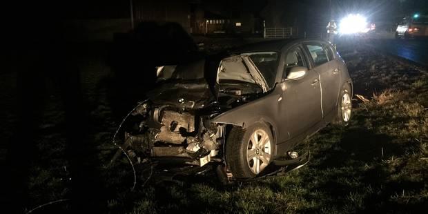 Deux accidents graves à Huy au cours de la même nuit - La DH