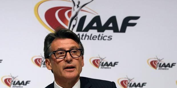 Dopage: la Russie exclue des Mondiaux d'athlétisme 2017 - La DH