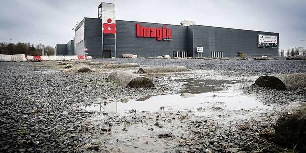 Feu vert pour le lifting du parking d'Imagix - La DH