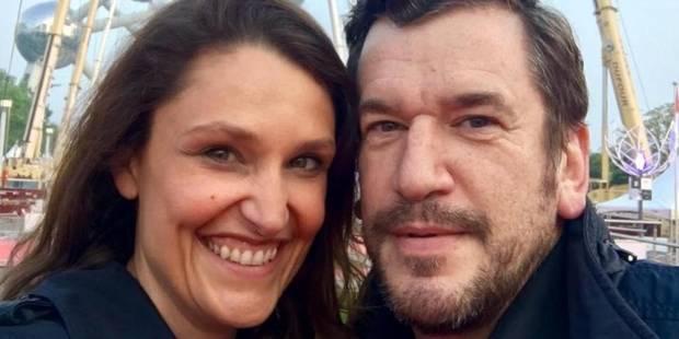 Vincent Taloche et la jolie sexologue : c'est l'amour fou ! - La DH