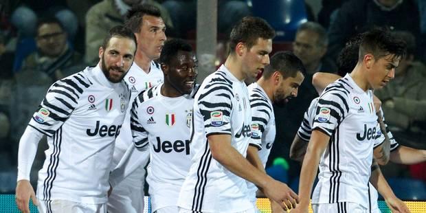 Serie A: La Juventus reprend le large, exploit de l'AC Milan - La DH