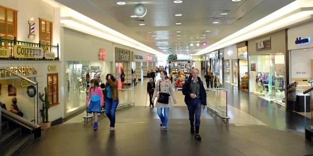 Le Woluwe Shopping Center diversifie son offre commerciale - La DH