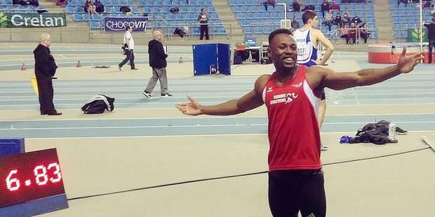 Athlétisme: Guelord Kola Biasu, un guépard toujours prêt à bondir - La DH